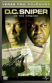 DC Sniper-23 dní strachu  - D.C. Sniper: 23 Days of Fear