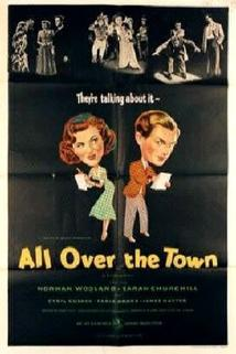 All Over the Town  - All Over the Town