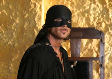 Zorro: Meč a růže