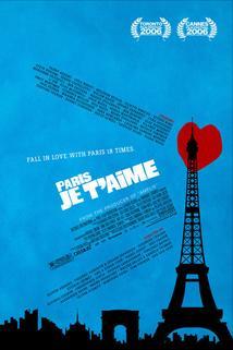 Paříži, miluji tě