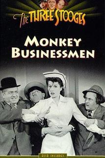 Monkey Businessmen