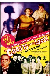 Ghosts on the Loose  - Ghosts on the Loose