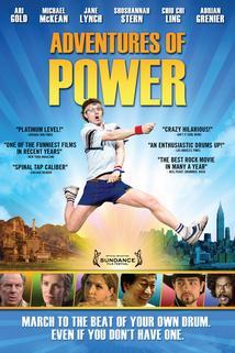 Powerova dobrodružství  - Adventures of Power