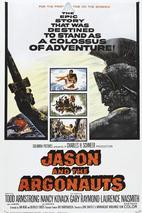 Plakát k filmu: Jáson a Argonauti