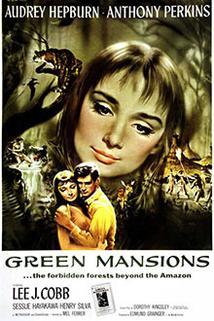 Zelené království  - Green Mansions