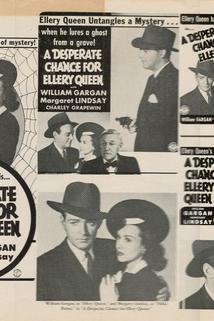 A Desperate Chance for Ellery Queen