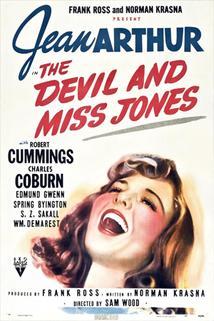 Ďábel a slečna Jonesová