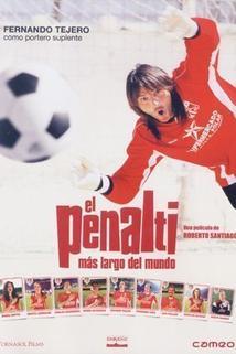 Nejdelší penalta na světě