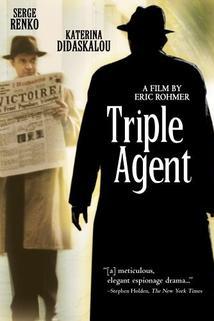 Trojitý agent