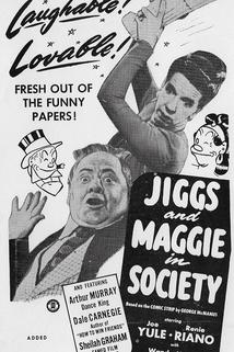 Jiggs and Maggie in Society