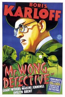 Mr. Wong, Detective  - Mr. Wong, Detective