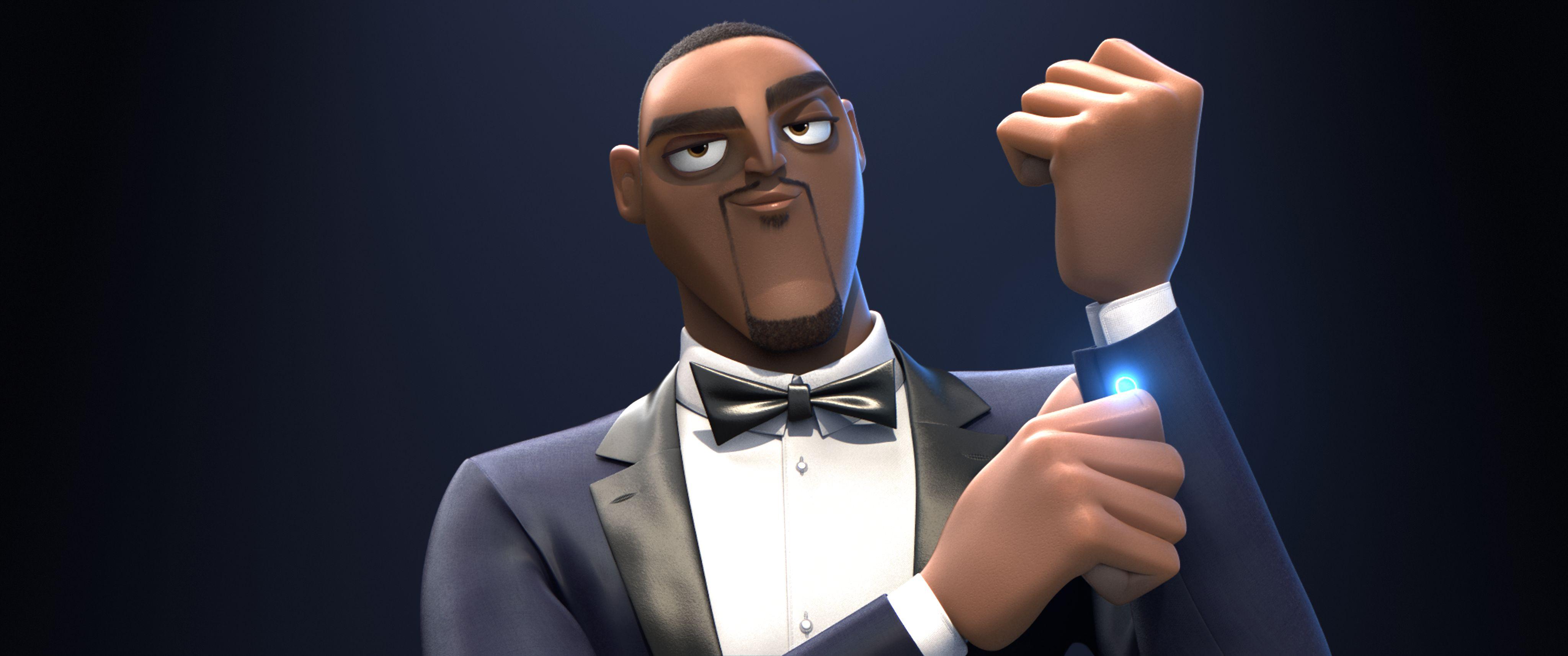 Špióni v převleku