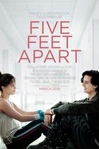 Plakát k filmu: Five Feet Apart: Teaser Trailer