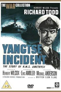 Yangtse Incident: The Story of H.M.S. Amethyst