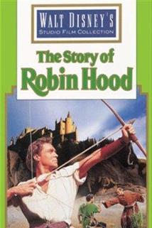 Příběh Robina Hooda a jeho družiny
