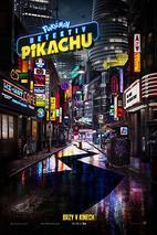 Plakát k filmu: Pokémon: Detektiv Pikachu