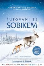 Plakát k filmu: Putování se sobíkem: Marek Eben o dabingu