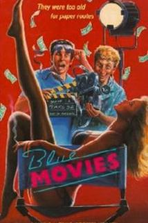Erotika, zlatý důl  - Blue Movies