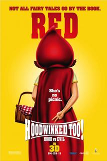 Hoodwinked Too! Hood VS. Evil  - Hoodwinked Too! Hood VS. Evil