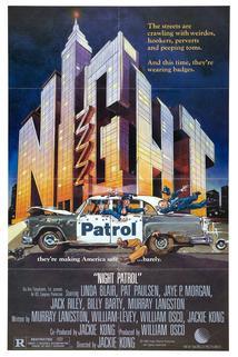 S hlavou v pytli  - Night Patrol