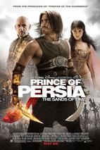 Plakát k filmu: Princ z Persie: Písky času