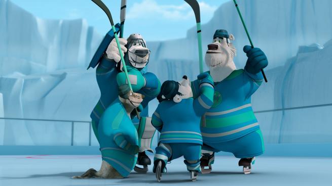 Ledová sezóna: Medvědi jsou zpátky