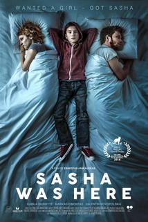Sasha Was Here