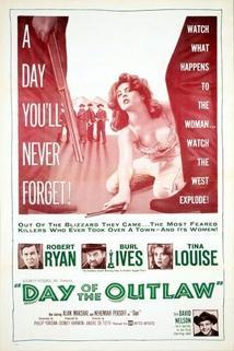 Jeden den muže mimo zákon  - Day of the Outlaw