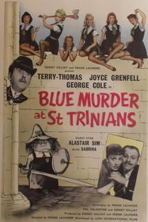 Blue Murder at St. Trinian's  - Blue Murder at St. Trinian's