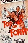 Top of the Form (1953)