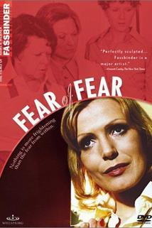 Strach před strachem  - Angst vor der Angst