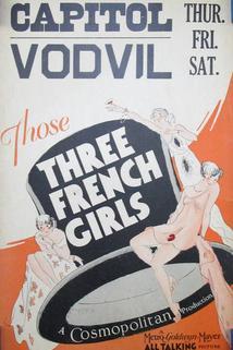 Those Three French Girls