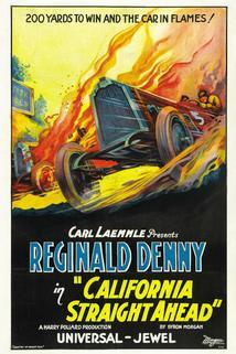 California Straight Ahead  - California Straight Ahead