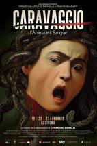Plakát k filmu: Caravaggio - Duše a krev