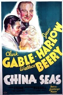 Čínská moře bouří  - China Seas
