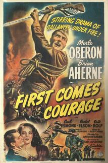 First Comes Courage
