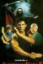 Plakát k filmu: Americký Ninja 5