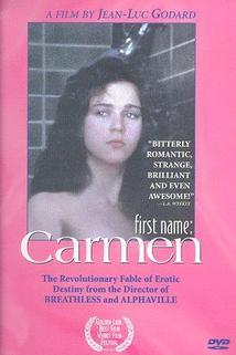 Prénom Carmen