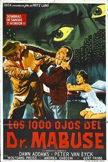 Tisíc očí doktora Mabuse