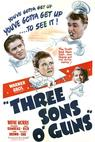 Three Sons o' Guns (1941)