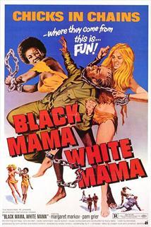 Černá, bílá