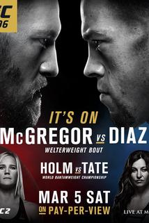 UFC 196: McGregor vs Diaz