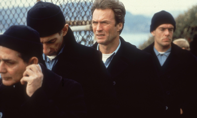 Útěk z Alcatrazu