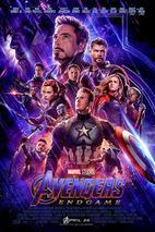 Plakát k filmu: Avengers: Endgame