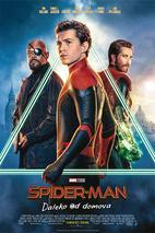 Plakát k filmu: Spider-Man: Daleko od domova