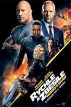 Plakát k filmu: Rychle a zběsile: Hobbs a Shaw