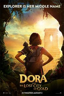 Dora a ztracené město  - Dora and the Lost City of Gold