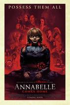 Plakát k filmu: Annabelle 3