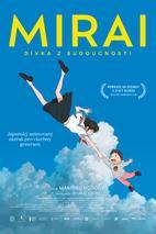 Plakát k filmu: Mirai, dívka z budoucnosti