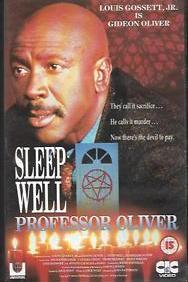 Sleep Well, Professor Oliver